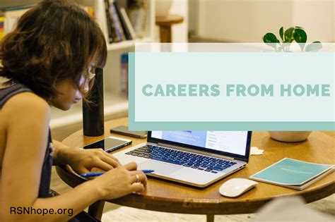 careers that allow with a chronic illness to work