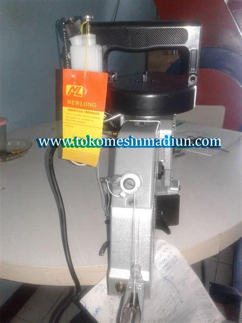 Mesin Jahit Buat Karung Beras mesin jahit karung newlong murah toko mesin madiun