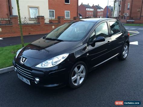 peugeot sports cars for sale image gallery peugeot 307 sport