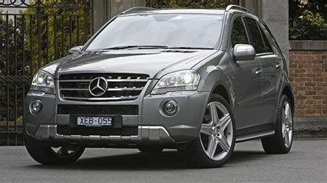 2006 mercedes ml350 review used mercedes ml350 review 2005 2010 carsguide