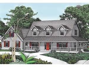 cape cod house plans with porch cottage hill cape cod style home plan 015d 0045 house