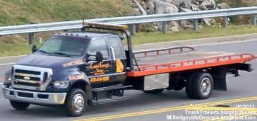 Road central georgia ford wrecker tow truck service milledgeville ga