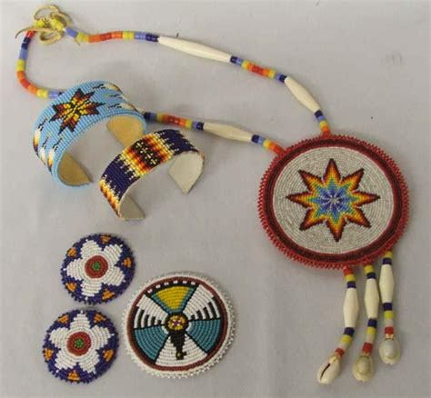 how to make indian jewelry with american plains indian beaded jewelry