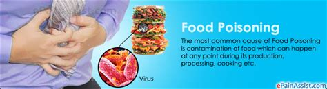 onset of food poisoning how does it last causes symptom treatment home remedies of