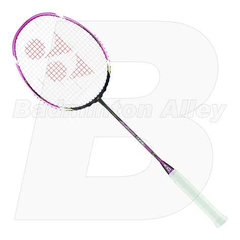 Kaos Badminton Yonex 65 Merah Pink yonex arcsaber 9fl arc9fl pink 4ug4 feather light badminton racket