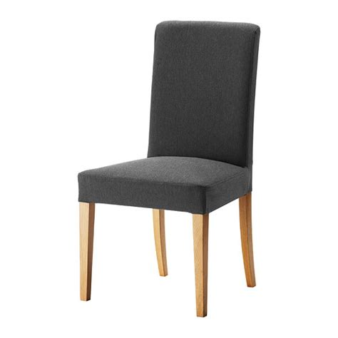 Ikea Grey Dining Room Chairs Henriksdal Chair Dansbo Grey Ikea