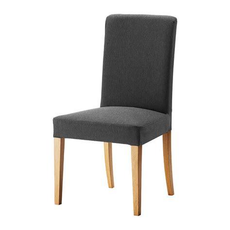 henriksdal chaise dansbo gris fonc 233 ikea