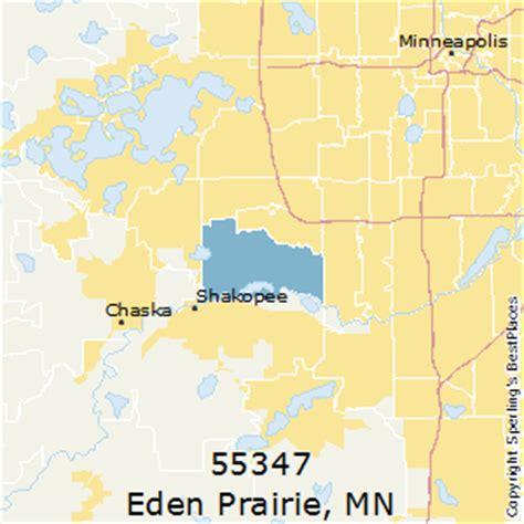 zip code map eden prairie mn best places to live in eden prairie zip 55347 minnesota