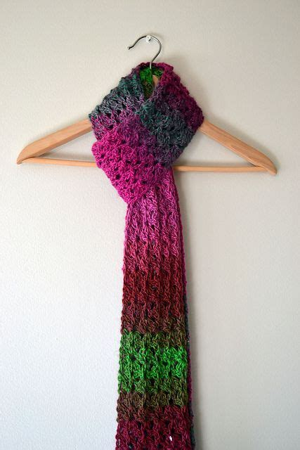 jennifer s scarf free crochet pattern from red heart yarns 17 best images about red heart unforgettable on pinterest