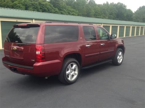 chevrolet ltz package purchase used 2008 chevy suburban 1500 4x4 ltz package in