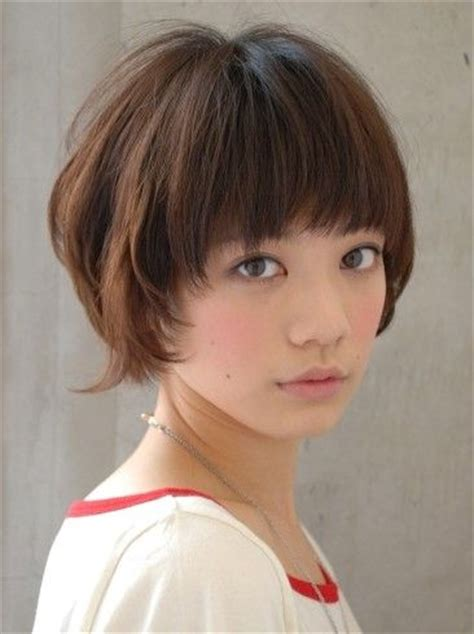 japanese hair straightening on short bob 1000 images about japanese hairstyles cute asian