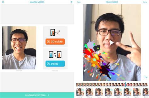 membuat video klip dengan android aplikasi edit video terbaik untuk android ios