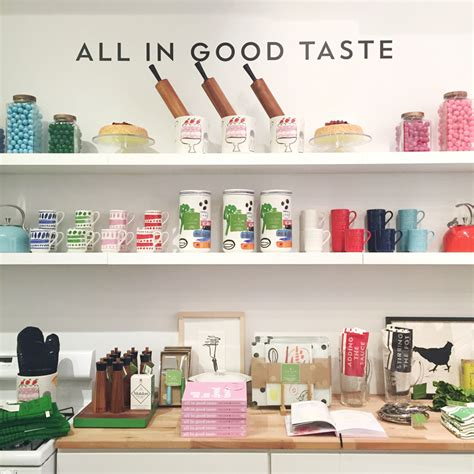 kate spade home pop up shop nelson