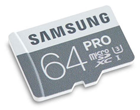 samsung pro 64gb microsdxc memory card review 90mb/s read