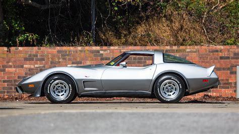 corvette silver 1978 chevrolet corvette silver anniversary s99