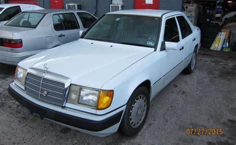 repair anti lock braking 1992 mercedes benz 300d on board diagnostic system 1992 mercedes benz 300d w124 sedan body e300d 2 5 l om602 962 turbo diesel i5 e classic
