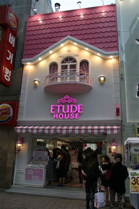 Store Etude House amorepacific corporation