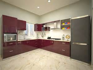 L Shaped Modular Kitchen Designs Tag For Indian Modular Kitchen Design L Shape Nanilumi