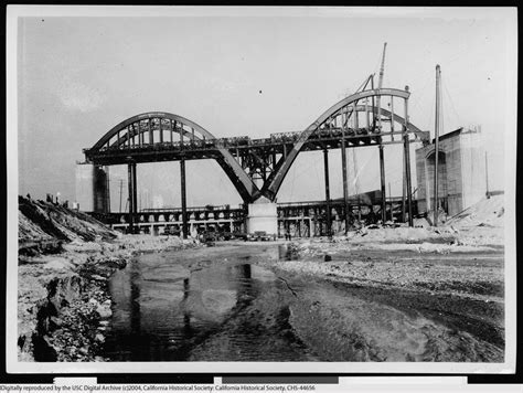city announces new design for sixth street bridge kcet bridgehunter com 6th street bridge