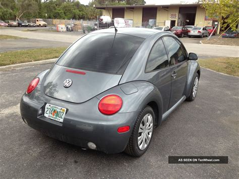 2002 volkswagen tdi 2002 volkswagen new beetle 1 9 tdi automatic related