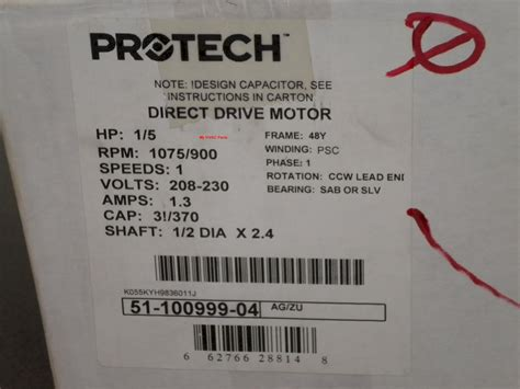 where to order capacitors 51 100999 04 rheem ruud 1 5th h p condenser fan motor