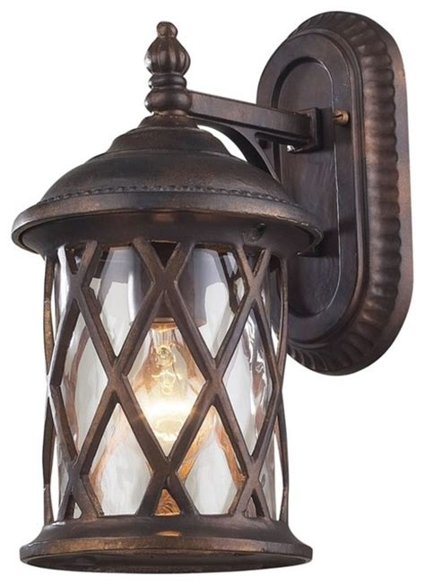 Traditional Outdoor Lighting Fixtures Barrington Gate 13 Quot High Outdoor Wall Light Traditional Outdoor Wall Lights And Sconces By