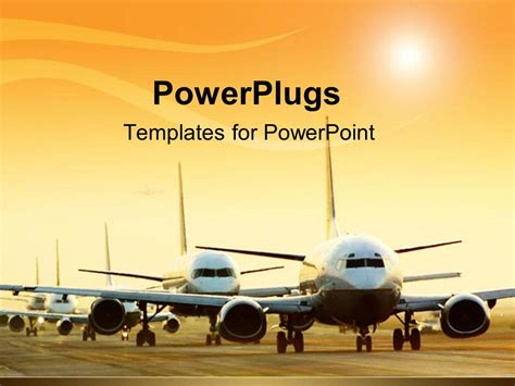 aviation powerpoint templates powerpoint templates aviation free gallery powerpoint