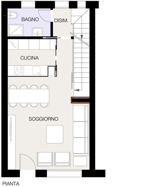 Larghezza Corridoio Abitazione by Suddividere La Zona Giorno Casa Design