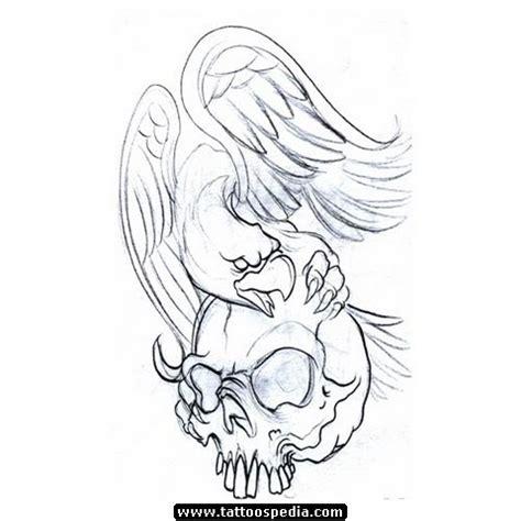 eagle tattoo line art eagle tattoos 068
