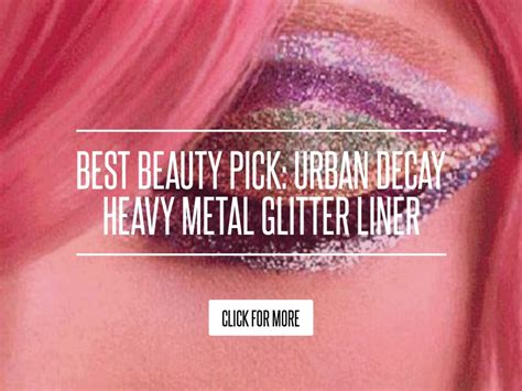 Best Decay Heavy Metal Glitter Liner by Best Decay Heavy Metal Glitter Liner