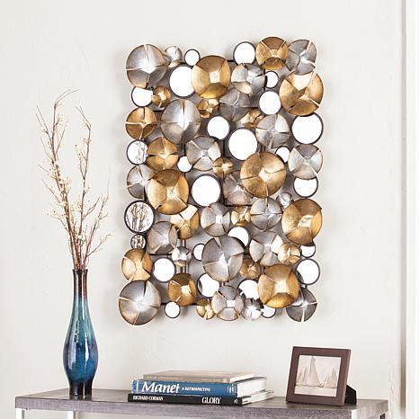 hsn home decor noemi metal wall sculpture 8521826 hsn