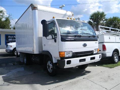 nissan ud 28 images 2007 ud nissan 2600 white truck