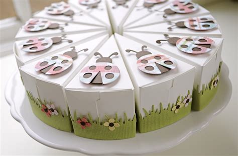 How To Make A Cake Out Of Paper - mae armstrong designs paper cake slices