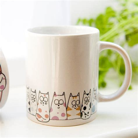 Cat Smile Mug cat mug cuppa cats coffee mug tea mug from