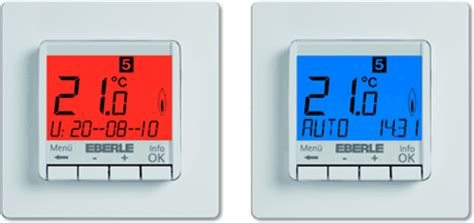 Lange Vorlaufzeit Warmwasser by Fit Lernender Uhrenthermostat Zur Einzelraumreglung