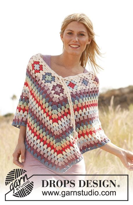 drops design tutorial video summer of 69 drops 139 1 free crochet patterns by