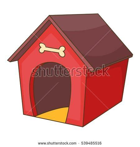 cartoon dog houses cartoon clip art graphic of a dogs eyes in a dog house