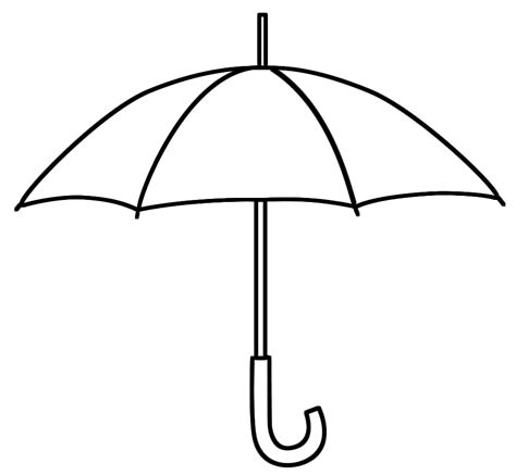 Coloring Page Umbrella by Summer Season Coloring Pages Coloring Pages