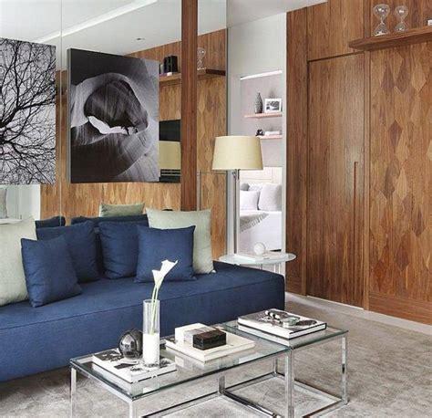 decorar sala azul sala azul 55 ideias para apostar no tom na decora 231 227 o