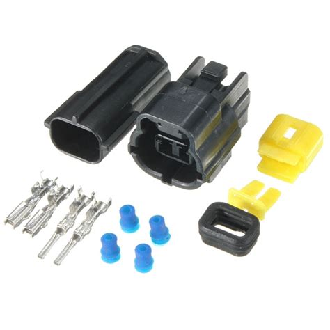 electrical clip connectors other bike part accessories 2 pin