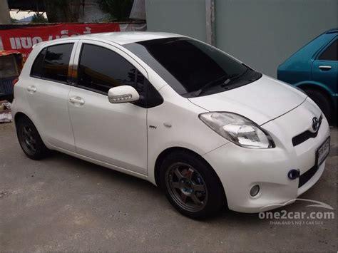 toyota thailand english toyota yaris 2012 j 1 5 in กร งเทพและปร มณฑล automatic