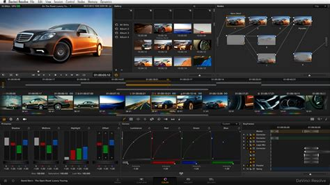 the definitive guide to davinci resolve 14 editing color and audio blackmagic design learning series books davinci resolve 9 0 mac