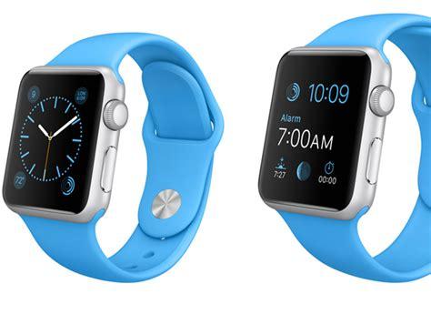 apple watch light blue apple watch sport review apple sets high bar for