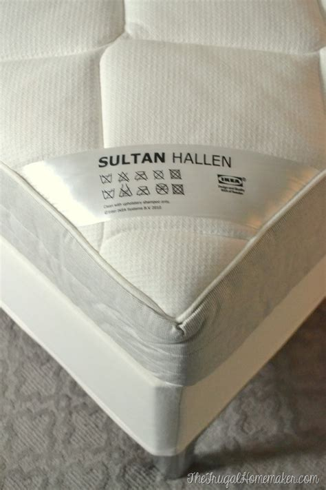 Sultan Hallen Mattress by Thoughts On Our Mattress Sultan Hallen Mattress