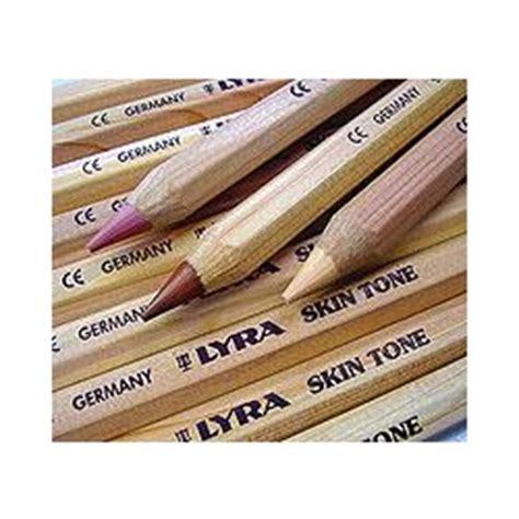skin color pencils lyra skin tones colored pencil set of 12