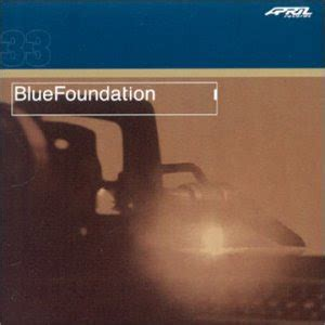 blue foundation silence just another blue foundation