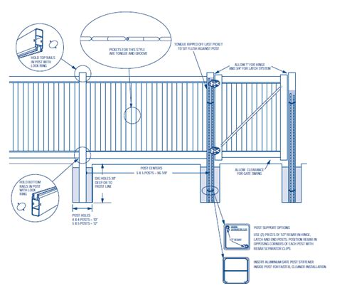 fence diagram fence diagram 28 images 4 overscallop picket fence
