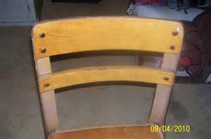 School Desk With Chair Attached by Vintage Childrens School Desk With Attached Chair Antique