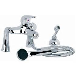 Bath Mixer Tap With Shower Astini Cosmos Chrome Bath Shower Mixer Tap Amp Shower Kit