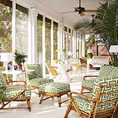 porch furniture ideas porches at the coast coastal living